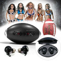 Base Charging American football headphone Rugby headset