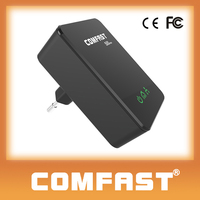 COMFAST CF-WP500M PLC Homeplug AV mini Powerline wireless adapter 500Mbps powerline communication plc modem