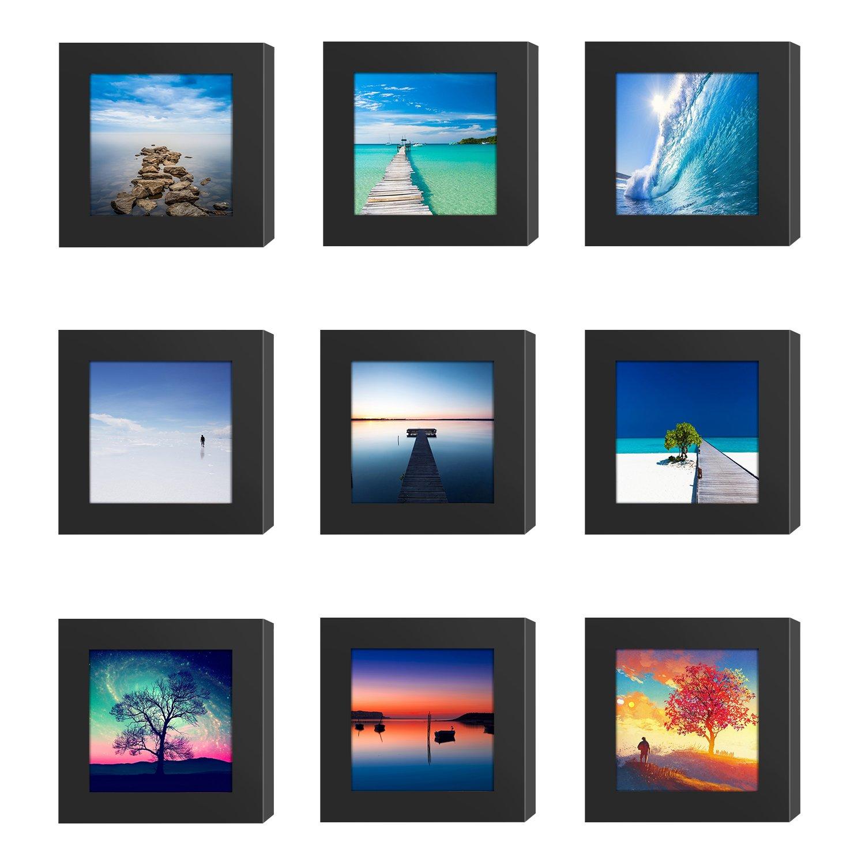 4x4 square photo frame Brand Identity Essentials: 100 Principles for Designing