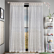 China manufacturer walmart curtains sheer with high quality