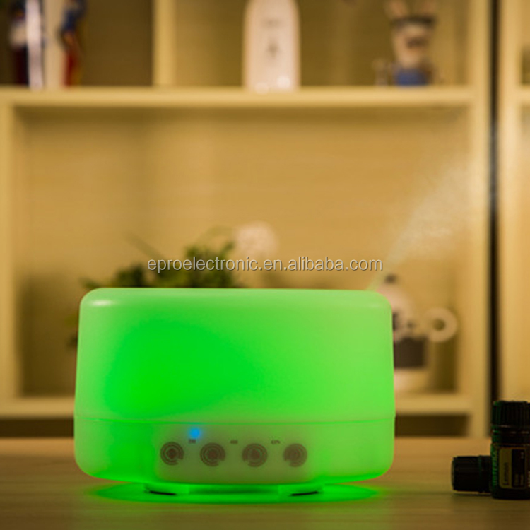 Colorful led light ultrasonic Aroma Diffuser for home,office
