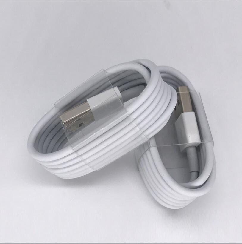 Wholesale 1M USB 2.1 8 pin Charger Cable For Iphone cable USB charging cable for Iphone6/6s/7/7plus