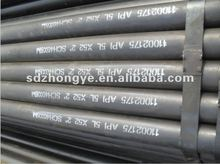 API 5l X52 steel line pipes