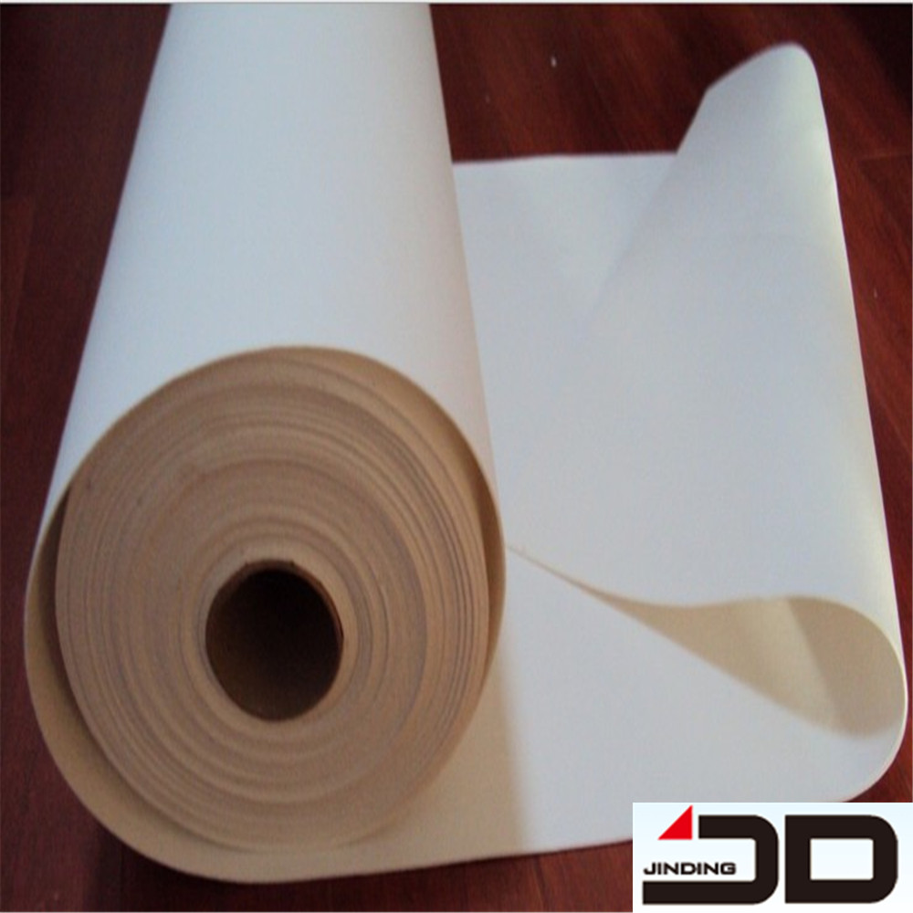 Heat insulation fireproof soudproof fire resistance paper refractory paper