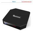 QINTAIX Android TV Box Amlogic S912 Octo-core 3GB 32GB HD 4K Support Bluetooth, 4.0 Dual Wi-Fi 2.4G/5G Streaming Media Player