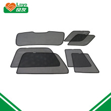 Customized Foldable Car Sunshade / 100% Fit Car window / UV 80%Protect Mesh Nylon car Sun shade