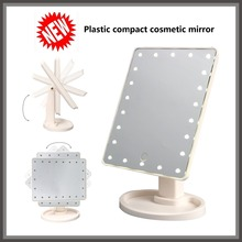 Makeup Mirror, JZY Touch Screen 22 LED Lighted Vanity Mirrors