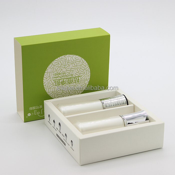 Luxury paper box packaging recycled cosmetic paper box for cosmetic