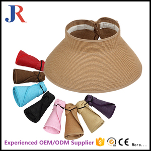 Ladies fashion summer High quality cheap hat type straw cap funny sun hats