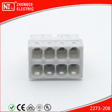 2273 - 208 Plastic Plug-in Wire Connector Terminal With UL CE