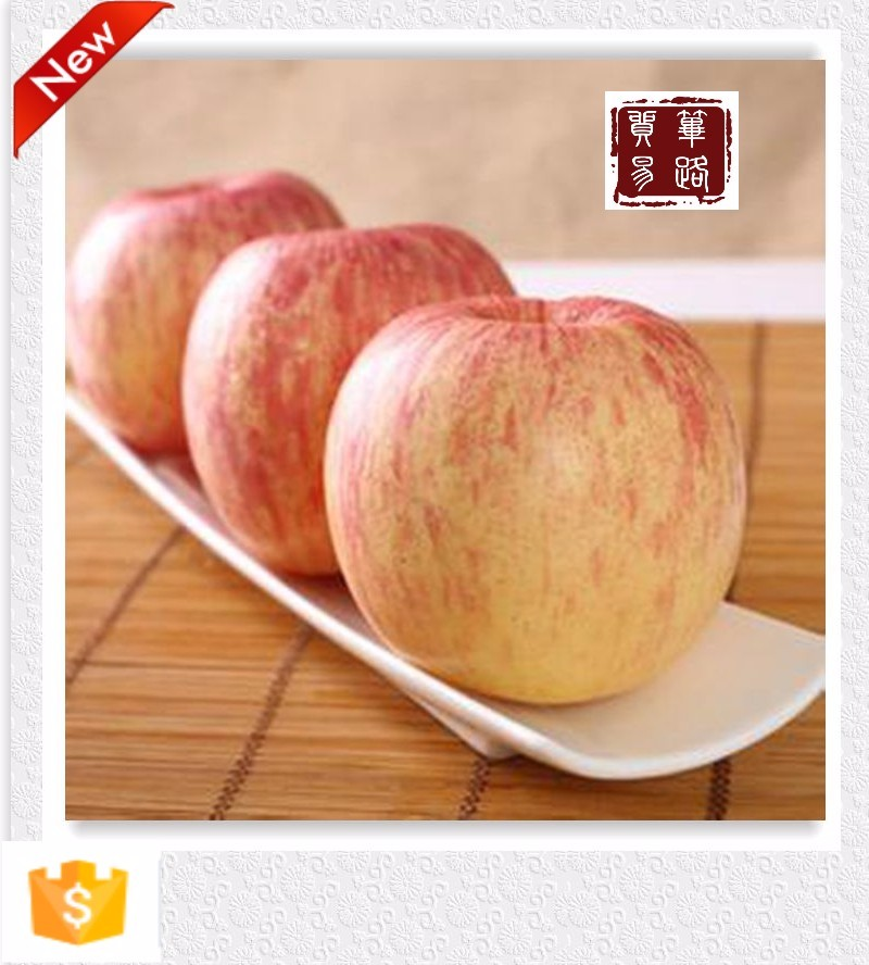 made in China apple fruit in usa with Rohs