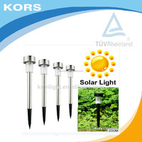 IP44 Stainless Steel Outdoor Led Lights