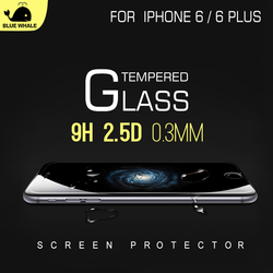 For 9H Iphone 6 Plus Tempered Glass Film, For Mobile Iphone 6 Plus Glass Screen Protector, For Iphone 6 Plus Screen Protector