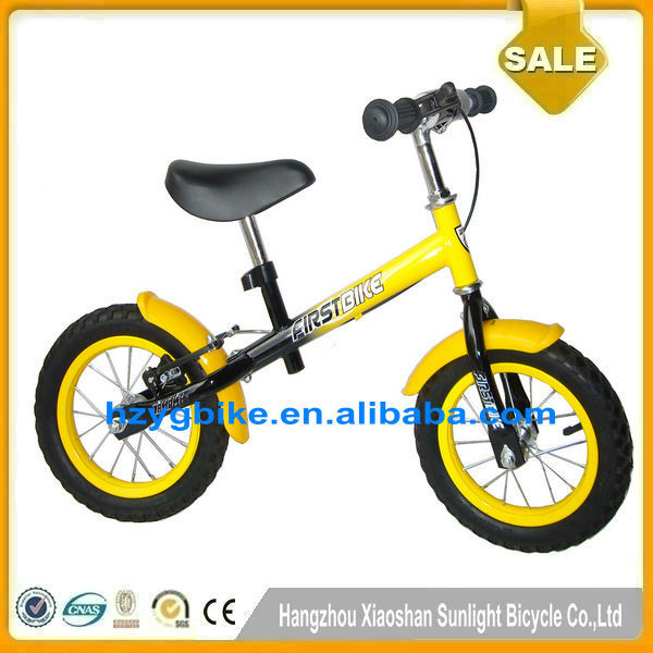 2016 New Model Customized No Pedals Bycicle Tiny Kid Bike/Balance Bike