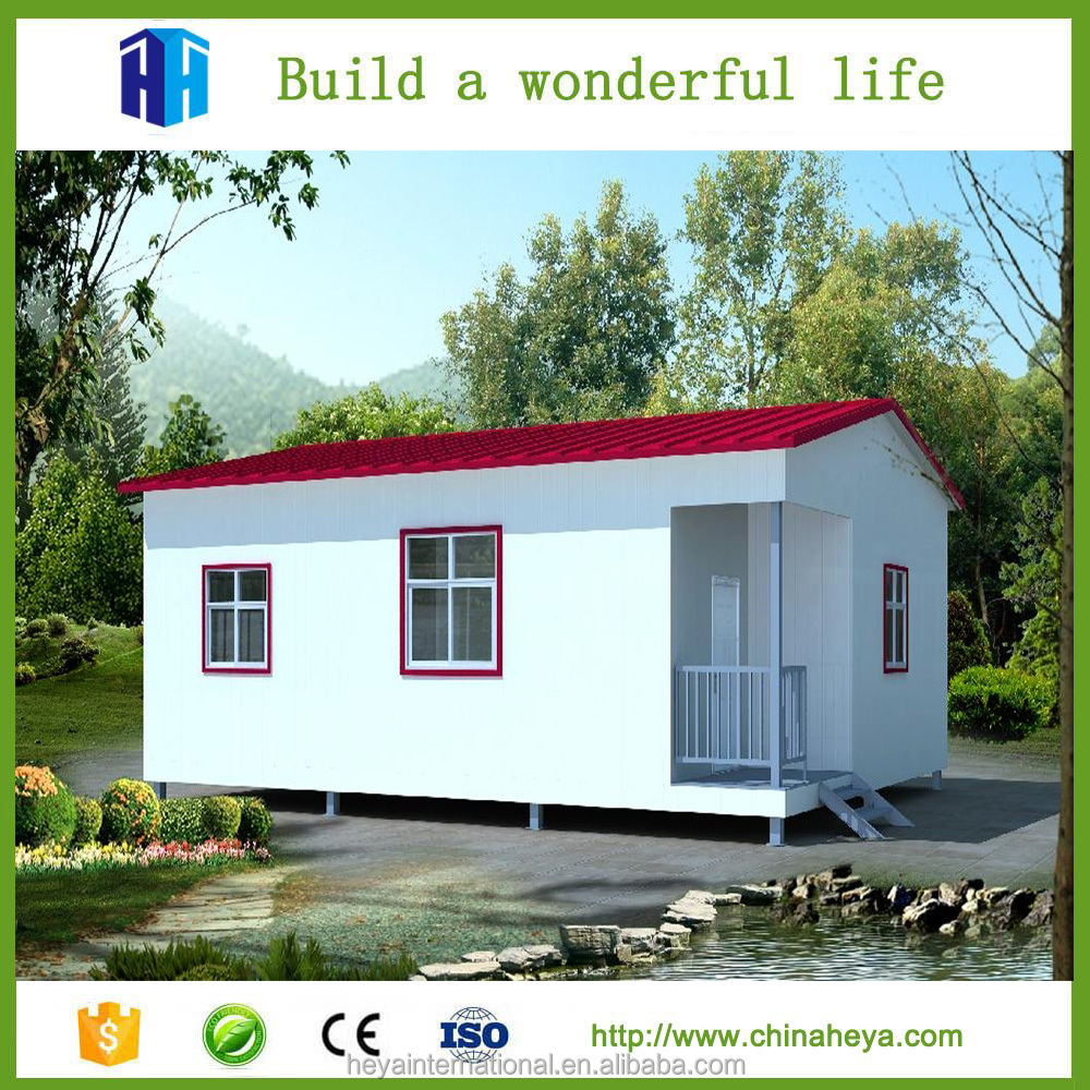 China modular emergency storm protect house