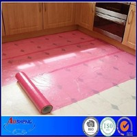 construction multifunctional plastic protective HDPE film for building