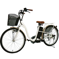 32Kg Super Light Japanese Electric Bike