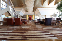 Exquisite Axminster carpet/rugs with luxury pattern for hotel lobby