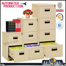 Luoyang STEELITE Flat Pack Wrought Iron Furniture Metal Modular 2/3/4 Drawers File Cabinets