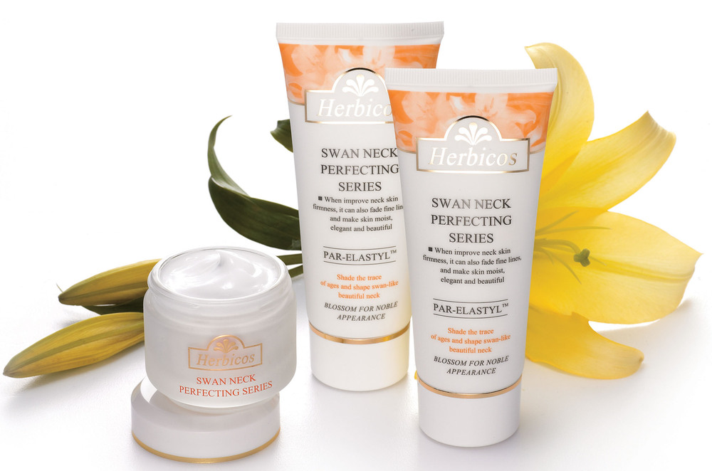 swan neck perfect anti-aging skin care products