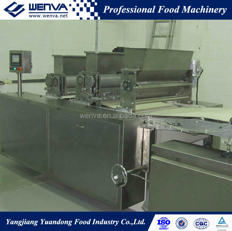 Full automatic cookie production machine