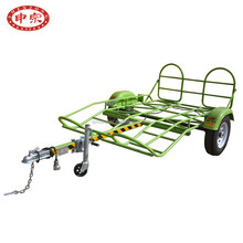 Good quality ATV tow behind utility folding trailer