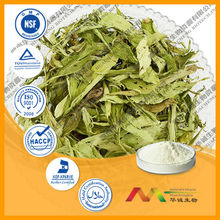 GMP&ISO Stevia Leaves Extract Stevioside