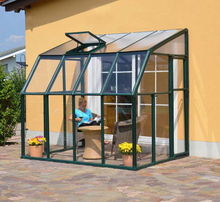 Aluminum sun room garden glass sunrooms
