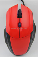 New computer accessory OEM mice high qualilty computer gamer 6D wired optical gaming mouse GM-023