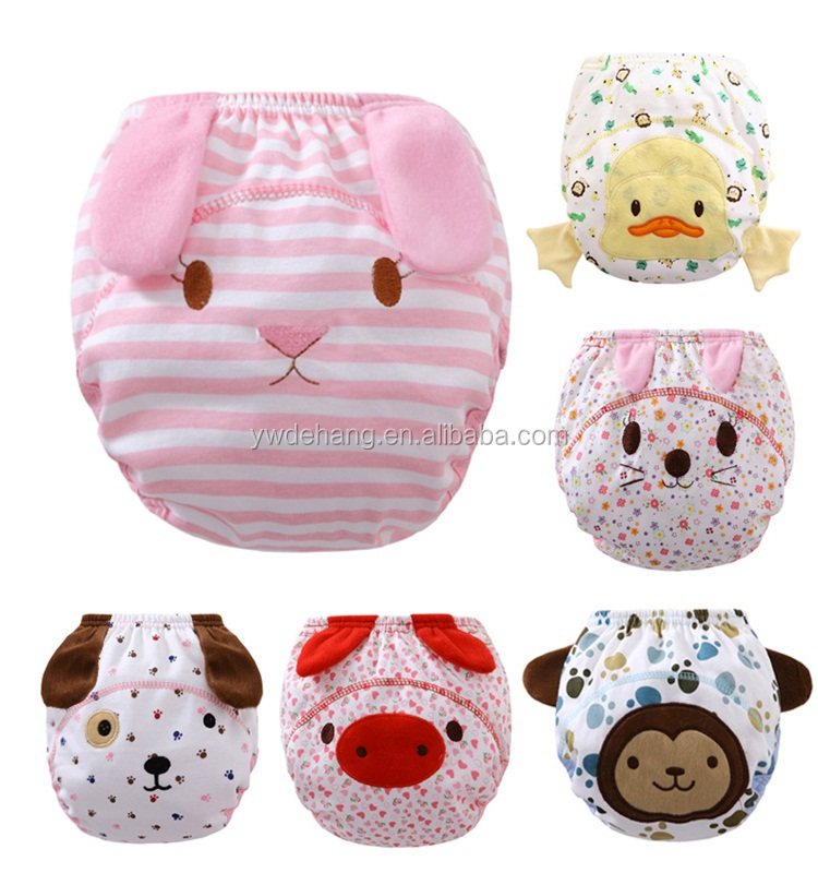 factory direct sell washable reusable adult baby cloth diaper