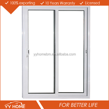 Fiberglass double glazed online shopping horizonta aluminium bathroom door