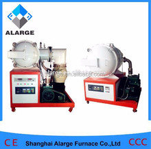 New 1200C Box Type Vacuum Heat Treatment Furnace