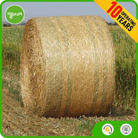 Biodegradable Knitted round agriculture bale net wrap
