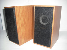 Wooden /USB2.0 wood Speaker for laptop /PC desktop /MP3/MP4/PSP CH-160