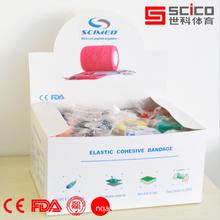 Non Woven Cohesive Bandage with display box