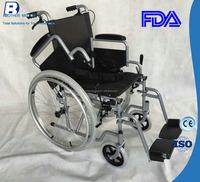 24 inch pneumatic wheels quick release wheelchair FDA CE certification