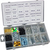 Universal Sizes 1000pc Assorted Standard Coil Roofing Nail Set