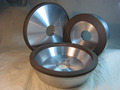 Diamond cup, dish shape grinding wheels