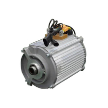 3000W 60V Motor Electrico Para Carro Electrico Conversion Kit In Electric Car