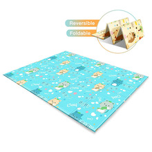 Cheap Reversible Waterproof EPE/XPE Foam Playmat Baby Play Mat