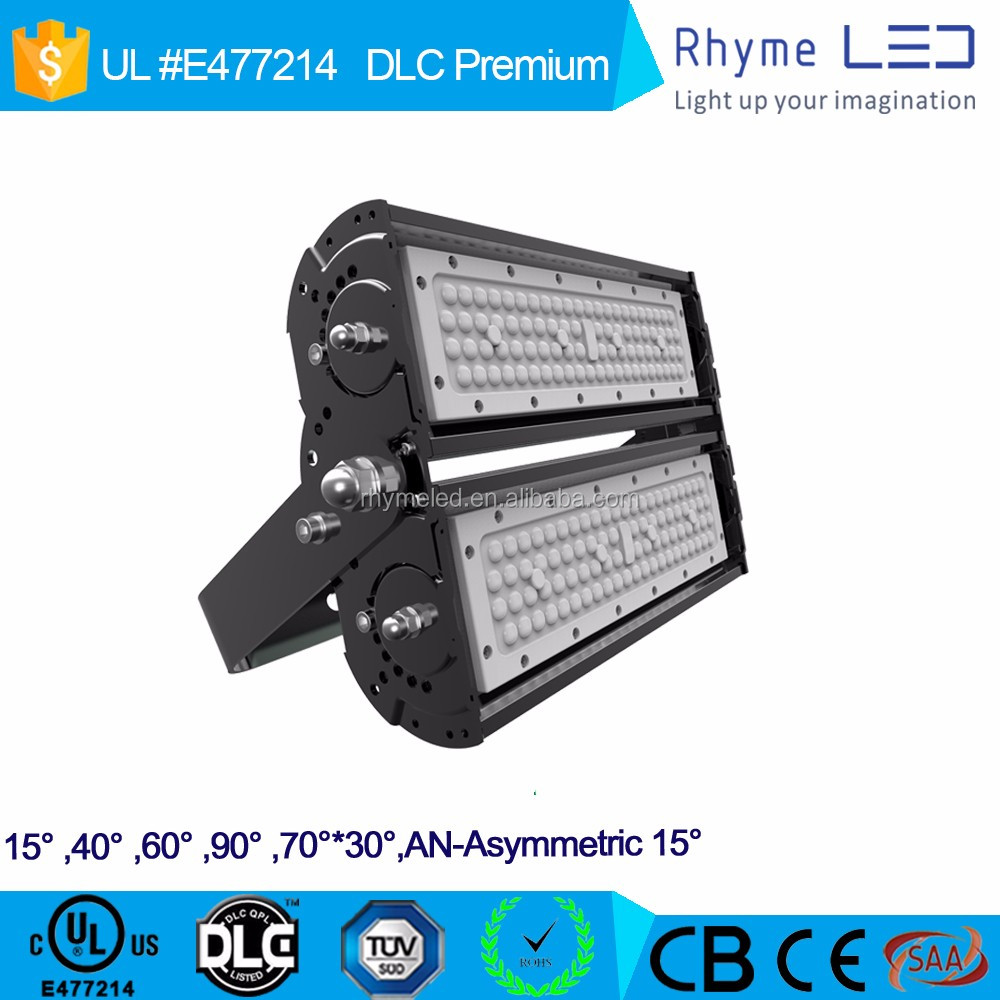 low price 120w led flood light with motion sensor