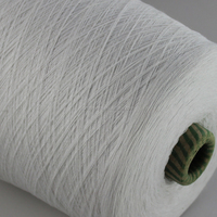 HAGO factory price regenerated cotton knitting fabric yarn, yarn fabric China yarn textile