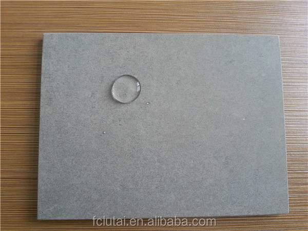 12mm non asbestos fiber cement boards Type cement stone chips fiber board exterior wall panel made in China