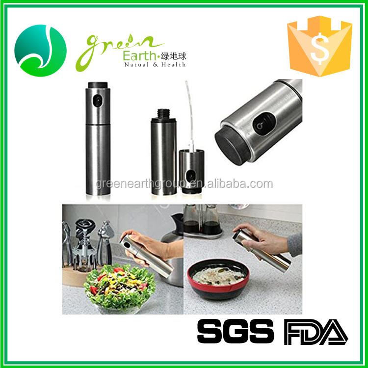 Gold Suppliers food grade Stainless Steel cooking Pump Spray Oil Sprayer