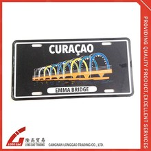 High security license plate,pvc ,metal for car ,bike etc