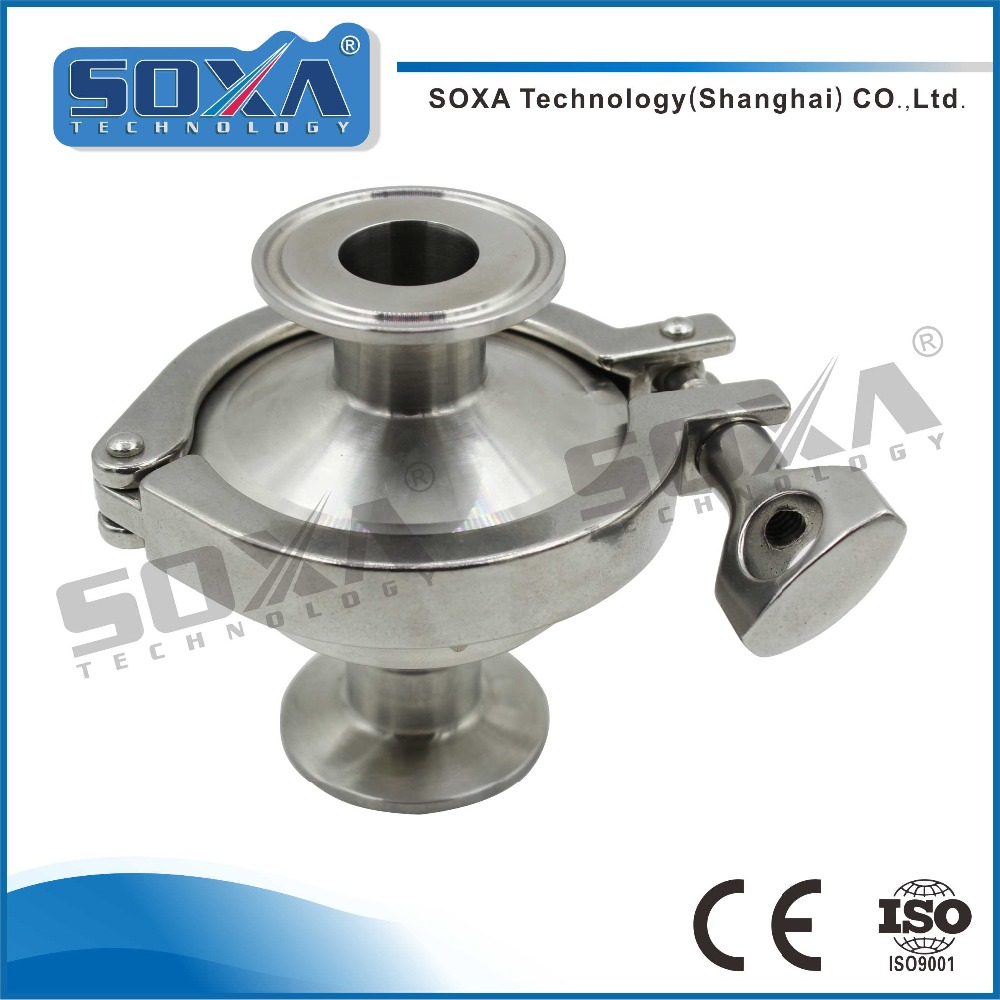 316L Sanitary Stainless Steel Clamp Check Valve