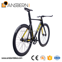 700C Alloy Fixed Gear Bike magnet motor powered bicycle