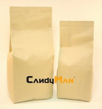 Blank No Print High Class Kraft Coffee Bag