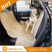 dog car seat cover with waterproof material