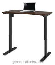 High quality 2014 china modern motorized adjustable height desk/table